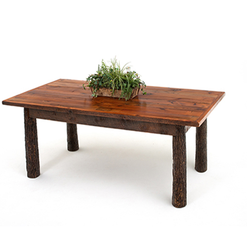 Hickory & Birch Bark Collection Dining Room