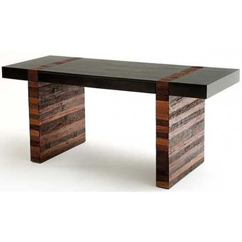Rustic Wood Desk OF07320
