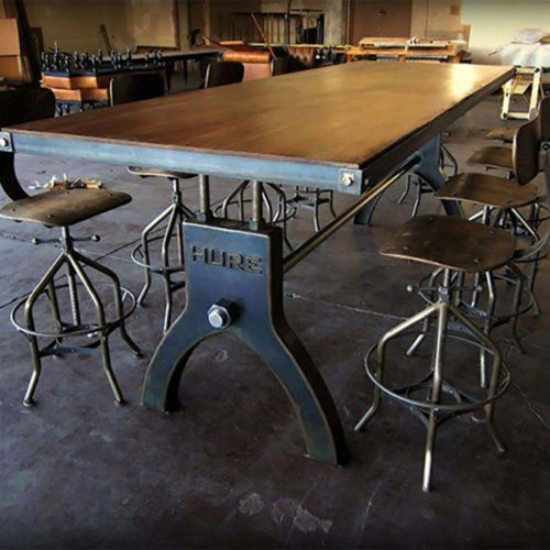 Industrial Collection Dining Room