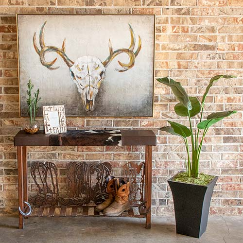 Texas Two Step Bench